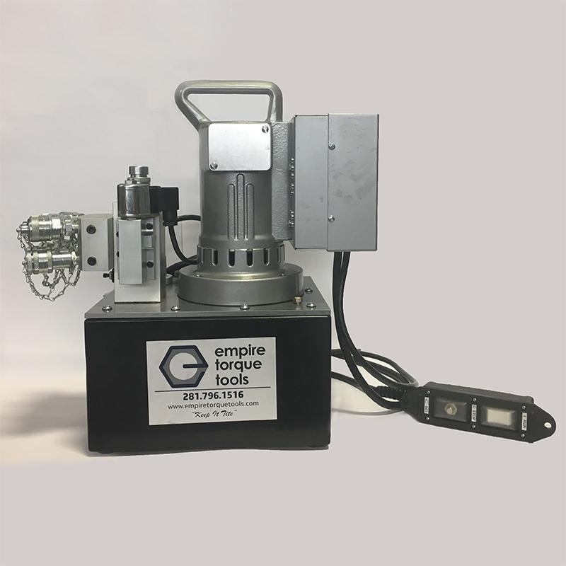 Electric Or Pneumatic Torque Pump